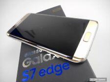 """Samsung GALAXY s7 SMARTPHONE Edge 32gb, 5,5"""" ORO PLATINUM sm-g935f, Nuovo, Confezione Originale"""