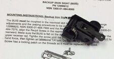 Matech Rear Back-Up Iron Sight BUIS 200-600M