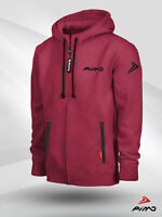 PIMD Essential  Burgundy Fitness Gym Workout Hoody/ Hoodie Training Wear Mens
