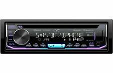 JVC KD-TD90BTS CD USB AUX BLUETOOTH SIRIUSXM PANDORA 200W CAR STEREO RECEIVER