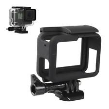 Frame Mount for GoPro HERO 5 6 7 Camera Protective Case Housing Tool Black