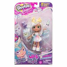 NIB Wild Style Limited Edition Mystabella Shoppie doll w 2 shimmery Shopkins