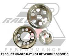 Ralco RZ Performance Pulleys Set Vibe Celica Matrix XRS GTS GT 2ZZGE ZZE133L