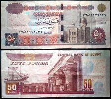 50 POUNDS 2018 EGYPTE / EGYPT - P75