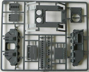 40K Space Marine Rhino / Razorback / Predator Tank Vehicle : Multi Parts Listing