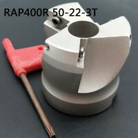 90° 40mm 4Flute end mill APKT APMT1604 indexable face milling cutter face shell