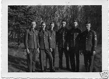 Original-Photo WK 2 SOLDATEN GRUPPENBILD1 Unterlüß u. Faßberg Lkr. Celle 10x8 cm
