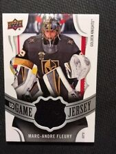2018 Upper Deck Hockey Game Jersey GJ-MF Marc-Andre Fleury Serie 1