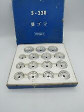 Case Press Dies Set 15 Pieces rk New listing Watchmaker'S Vintage Seiko S-220 Aluminum Watch