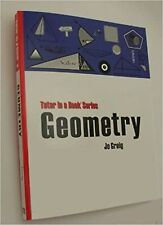 Tutor In a Book's Geometry [Paperback] Jo Greig