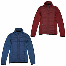 Hi-Tec Berkshire Insulated Fleece Jacket Power Stretch Womens Coat