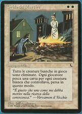 Martyr's Cry The Dark (ITALIAN) NM White Rare MAGIC CARD (ID# 181000) ABUGames