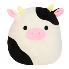Squishmallows Super Soft Soft Toy - Connor Cow - NEW!!