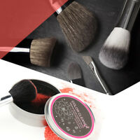 Amazing Makeup Brush Color Clean Eyeshadow Sponge Tool Cleaner Remover Box Kit