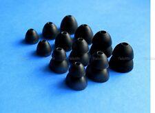 Oval Ear Tips for Klipsch In Ear Earphones Replacement Gels Adapters Sets (B)