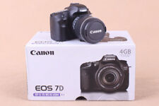Model Replica Canon EOS 7D EF-S 15-85 IS USM 4GB USB Flash Drive