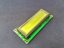 Varitronix MDLS 16265BSS-08/MDLS 16265BSS-LV-G-LED04 pantalla LCD de caracteres 16x2