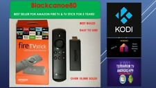 UNLOCK! Amazon Fire Tv Stick 2nd Generation Firestick  17.4** ALL SET & DONE **