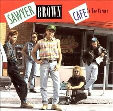 SAWYER BROWN - Cafe On The Corner (CD 1992) USA Import EXC Country Rock