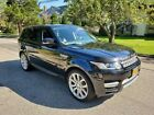 2014 Land Rover Range Rover Sport  Range Rover Sport