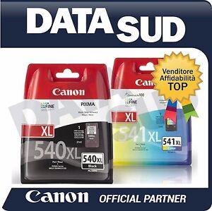 Canon Cartucce Inkjet MultiPack PG-540XL,CL-541XL Originali alta capacità
