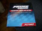 Prime Guard Cabin Air Filter PCF5667 New