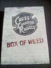 Cross Canadian Ragweed Box Of Weed 5 CD + DVD BoxSet SEALED OOP
