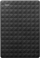 Seagate Expansion Portable External Hard Disk Drive 2TB HDD - USB 3.0 - 2.5 Inch