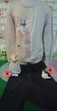 vêtements occasion fille 10 ans,leggins,sweat,gilet