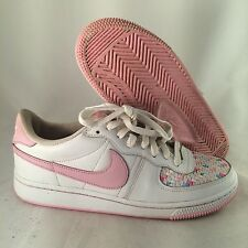 Nike Air Legend LE - 315559-161 - White/Pink - Girl's size 5.5y - Great