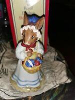 Royal Doulton Bunnykins Mrs Bunnykins at the Easter Parade DB 19