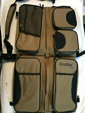 Scuddles Travel Bassinet 3-in-1 Baby Bed Diaper Bag Changing Station Easy Travel
