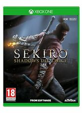 Sekiro Shadows Die Twice Xbox One Dispatching Today All Orders by 2 PM