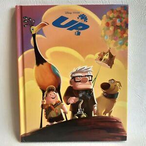 UP Disney Pixar hardcover book