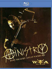 Enjoy the Quiet: Live at Wacken 2012 [Blu-ray] by Ministry