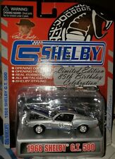 1968 Shelby Gt 500 Mustang 1/64 Limited Edition 85th Birthday Car Moc