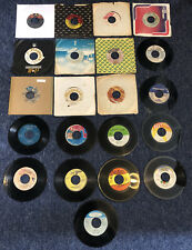 "21 X RARE-Reggae 7"" Singles Bundle Joblot Jamaican Imports Read Description"