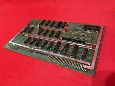 VINTAGE HOHNER GP98 ORGAN SYNTHETIZER ELECTRONIC KEYBOARD CARD ST. NR 831 025