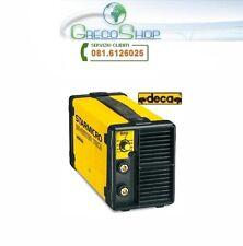 Saldatrice INVERTER ad elettrodo e TIG 125 Amp c/valig + acc. Deca STARMICRO 150