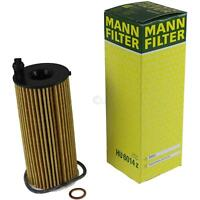 Original MANN Ölfilter HU 6014 z Oil Filter