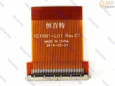 30pin 1.0mm pitch LVDS to FFC FPC cable adapter board Convert for V216B1-L01 LCD