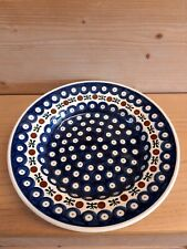 Bunzlauer Keramik Schälchen oval Muster 2 NEU 13 x 8 x 3 cm