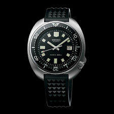 Seiko LE 1970 Recreation Apocalypse Captain Willard Marinemaster 200M Watch