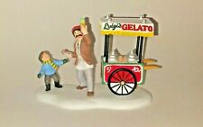 Department 56 Luigi's Gelato Treats #56.59448, Retired Christmas in the City
