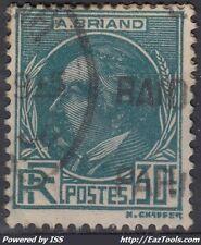 FRANCE N° 291 AVEC OBLITERATION