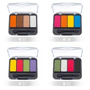 Bissu Eyeshadow Palette Cuarteto Quad (1 to 44) NWT