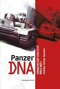 Panzer DNA book by Guglielmi & Pieri - MIG6035