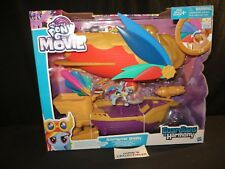 My Little Pony The Movie Guardians of Harmony Rainbow Dash Swashbuckler Airship