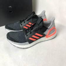 Size 13 Men's adidas G27516 UltraBOOST 19 Running Shoes Black/Solar Orange