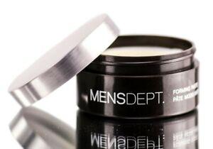 MENSDEPT ( Mens Dept ) Forming Paste Medium Hold Natural Shine 2.5oz (75ml)